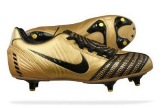 Nike Total 90 Shoot II SG Mens soccer Boots / Cleats   Gold Shoes