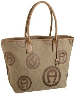 Etienne Aigner Modern Tote,Camel,one size Shoes