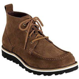 Cole Haan Mens Air Hunter Chukka,Burnt Sugar Suede,11.5 2E US Shoes