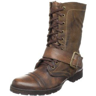 Steve Madden Womens Pasport Boot,Brown,6.5 M Us Shoes