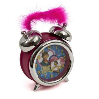 Starpoint High School Musical Pink Fur Alarm Clock
