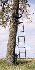 Big Game CR4050 20 16 Titan Tree Stand Sports