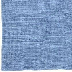 Hand woven Blue Jute Pantheon Rug (8 x 106)
