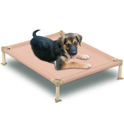 Hugs Pet Products Large Metal Cool Pet Cot