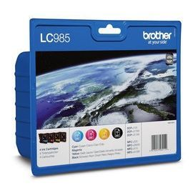 Brother LC985VALBP   Achat / Vente CARTOUCHE IMPRIMANTE Brother