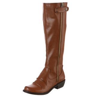MIA Womens Pali Luggage Riding Boots