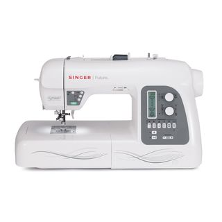 Singer Futura XL 550 Sewing and Embroidery Machine