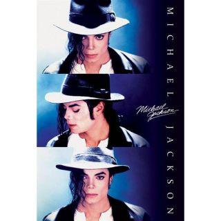 Poster Michael Jackson Triptych (Maxi 61 x 91.5cm)   Achat / Vente