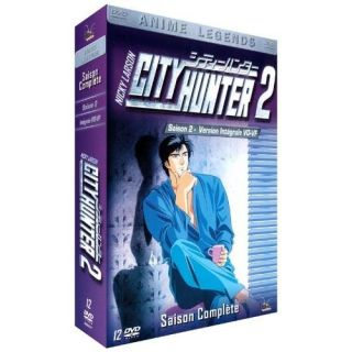 City Hunter   Nicky Larso en DVD FILM pas cher