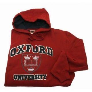 Oxford University Unisex Hooded Sweatshirt Top (4 Colour