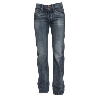MELTIN'POT Jean Morgan Homme Brut washed   Achat / Vente JEANS