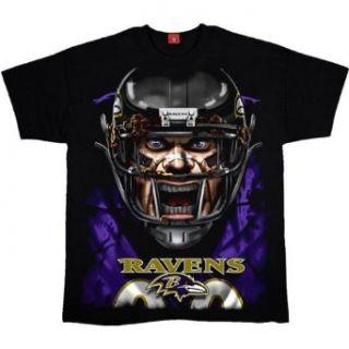 Baltimore Ravens   Rage T Shirt   Large Clothing