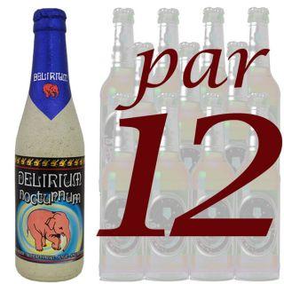 Delirium Nocurnum 33cl par 12   Acha / Vene BIERE Delirium
