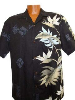 Hawaii Straight Bird of Paradise Shirt Clothing