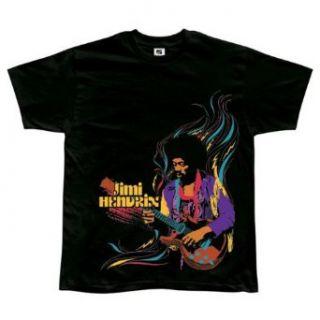 Jimi Hendrix   Colorful Jimi T Shirt Clothing