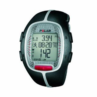 Polar RS300X SD Heart Rate Monitor Watch with S1 Foot Pod