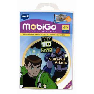Jeu Mobigo Ben 10   Achat / Vente CONSOLE EDUCATIVE Jeu Mobigo Ben 10