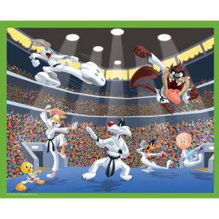 100 pcs   Achat / Vente PUZZLE Puzzle Looney Tunes 100 Démo D