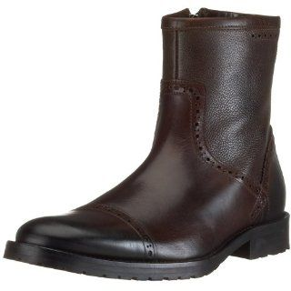 Ben Sherman Mens Early Boot,Dark Brown Seal,6 M Shoes