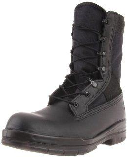 Bates Mens 8 Inches Tropical Seals Durashocks Work Boot Shoes