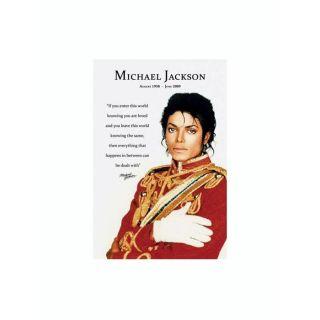 POSTER MICHAEL JACKSON   LOVED 61 x 91,5 cm   Achat / Vente TABLEAU