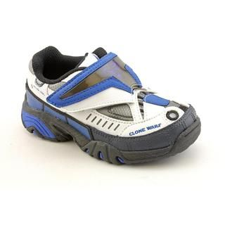 Stride Rite Boys Star Wars   Captain Rex 2.0 Leather Casual Shoes