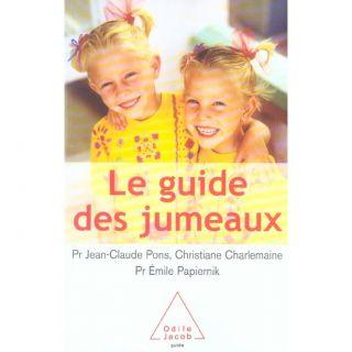 Le guide des jumeaux   Achat / Vente livre Jean Claude Pons