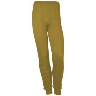 Mens Winter Weight Thermal Underwear Pants