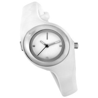 Nike Womens WC0042 101 Swift Sync Analog Watch Watches
