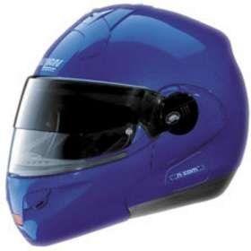 NOLAN N102 CAY BLUE NCOM 2XL MOTORCYCLE Full Face Helmet