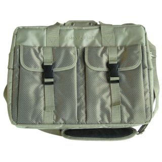 Imagine Eco friendly Green Fabric Laptop Briefcase Today $52.99 4.0