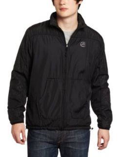 Ecko Function Mens Thermo Reversible Jacket Clothing