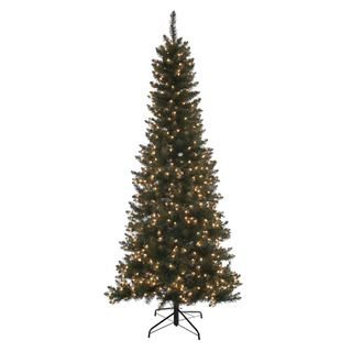 Good Tidings Madison Slim Pre lit Seasonal Tree