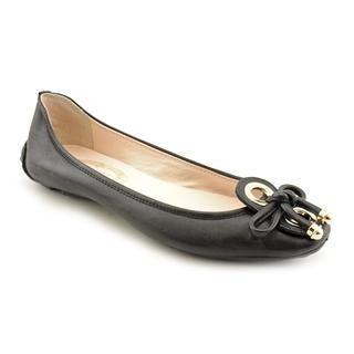 Elie Tahari Womens Janine Leather Dress Shoes (Size 6)