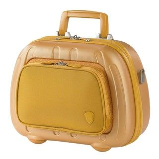 Heys USA Immix Gold Beauty Case