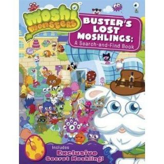 MOSHI MONSTERS BUSTERS LOST MOSHLINGS A SEARCH    Achat / Vente