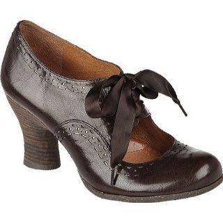 Born Davina Womens Size 11 Black Black Leather Mary Janes Shoes Shoes