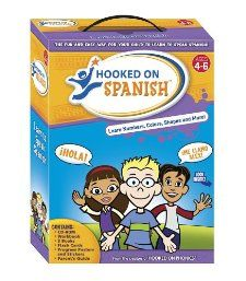 Hooked on Spanish Hooked on Phonics 9781931020923 Books