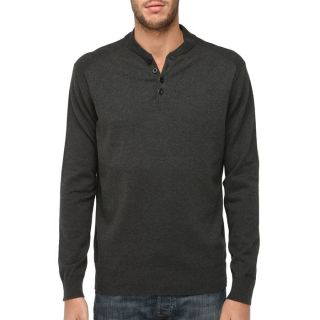 BEN SHERMAN Pull Homme Anthracite   Achat / Vente PULL BEN SHERMAN
