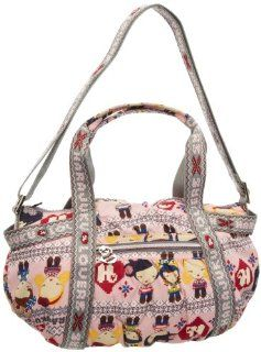 Harajuku Lovers Nordic Cuties Charming Satchel Handbag Shoes