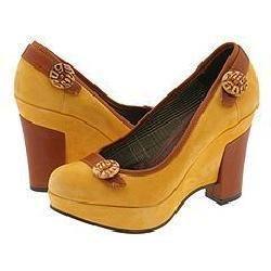 Miss Sixty Darla Yellow/Dark Brown