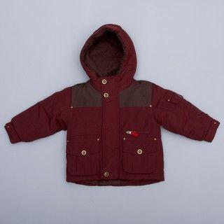 London Fog Toddler Boys Hooded Jacket FINAL SALE