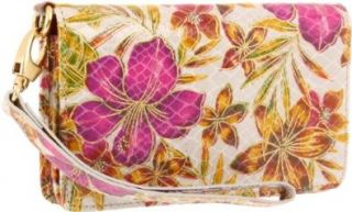 Hobo Ally Wallet,Tropical Garden,One Size Shoes