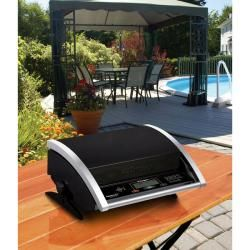 Dimplex CBQ 120 ELE PowerChef Electric BBQ Grill with EvenSear System