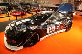 Nissan GTR R35 Racing Car  Foto Stock © Philip Lange #7943829