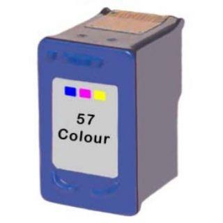 HP 57 Tri Color Ink Cartridge (Remanufactured)