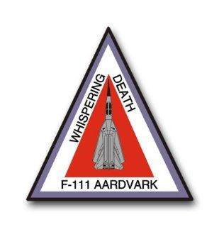 US Air Force F 111 Patch Decal Sticker 5.5    Automotive