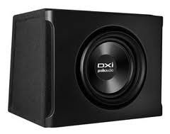Polk Audio DXI108 8 Enclosed Subwoofer Electronics