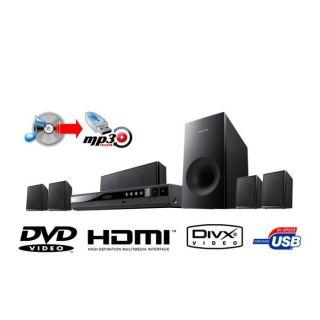 SAMSUNG HTE350 Home Cinéma DVD 5.1   Achat / Vente HOME CINEMA