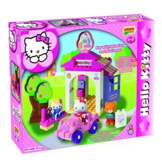 Hello Kitty   La Station De Lavage   42 pièces dont 3 personnages